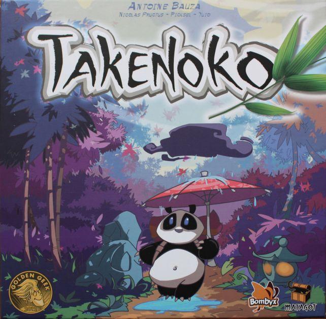 Image result for takenoko