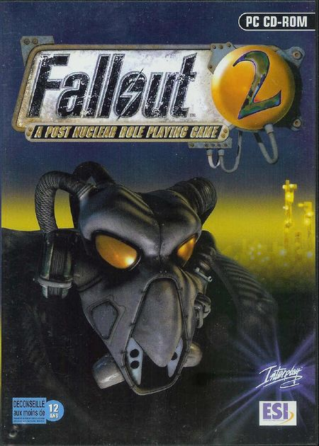 Howto] Color fix   Fallout 2   VideoGameGeek