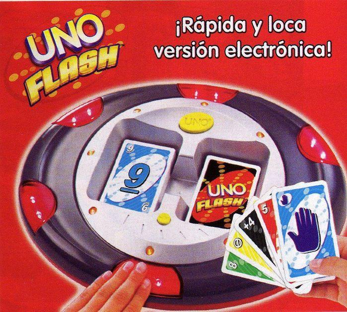 Uno Flash Board Game Boardgamegeek