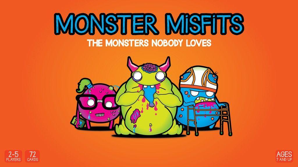 Image result for monster misfits