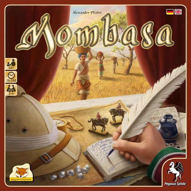 Mombasa | Board Game | BoardGameGeek