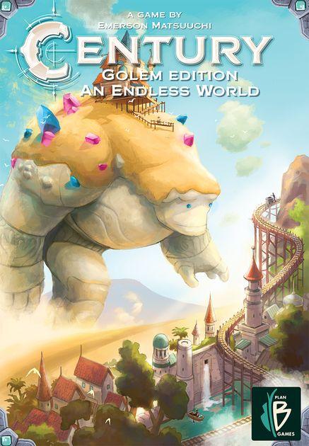 Century Golem Edition Card Game Plan B Games BRAND NEW ABUGames