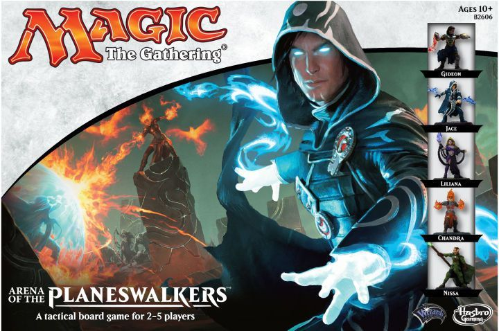 Magic: The Gathering – Arena of the Planeswalkers | Board