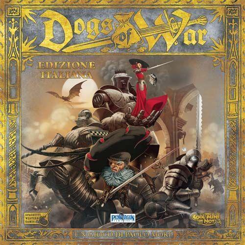 Dogs of War | Board Game | BoardGameGeek