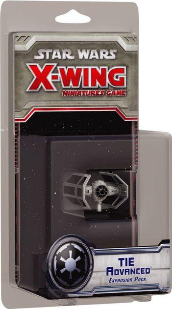 TIE ADVANCED X-WING EXPANSION NIB