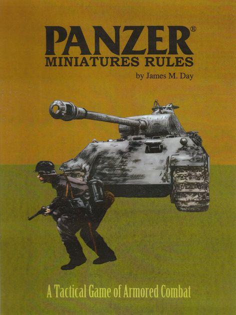 Panzer Miniatures | Board Game | BoardGameGeek