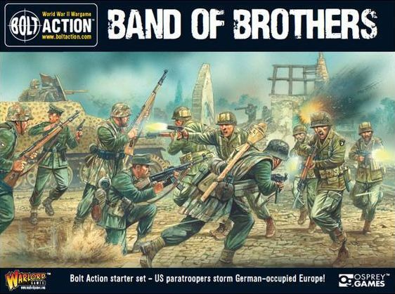 Image result for Bolt Action band of brothers