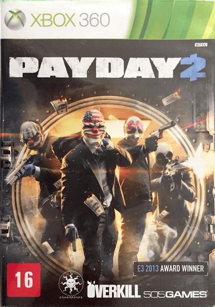 payday 2 scavenger achievement