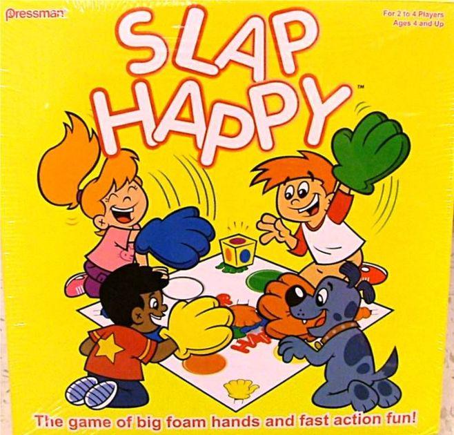 Slap Happy Board Game Boardgamegeek