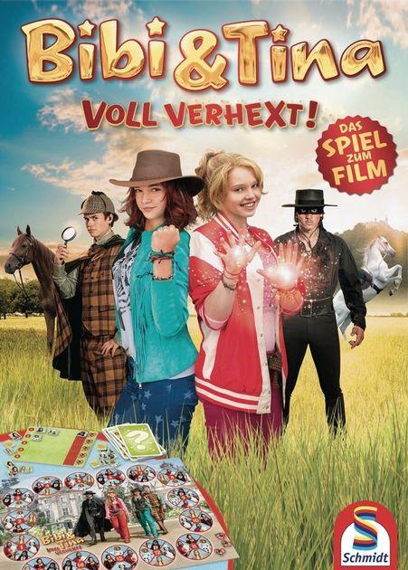 Bibi Tina Voll Verhext Das Spiel Zum Film Board Game