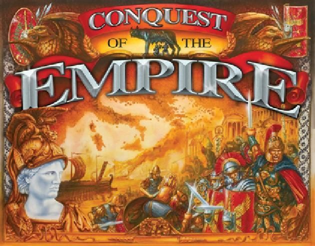 Conquest of the Empire | Board Game | BoardGameGeek