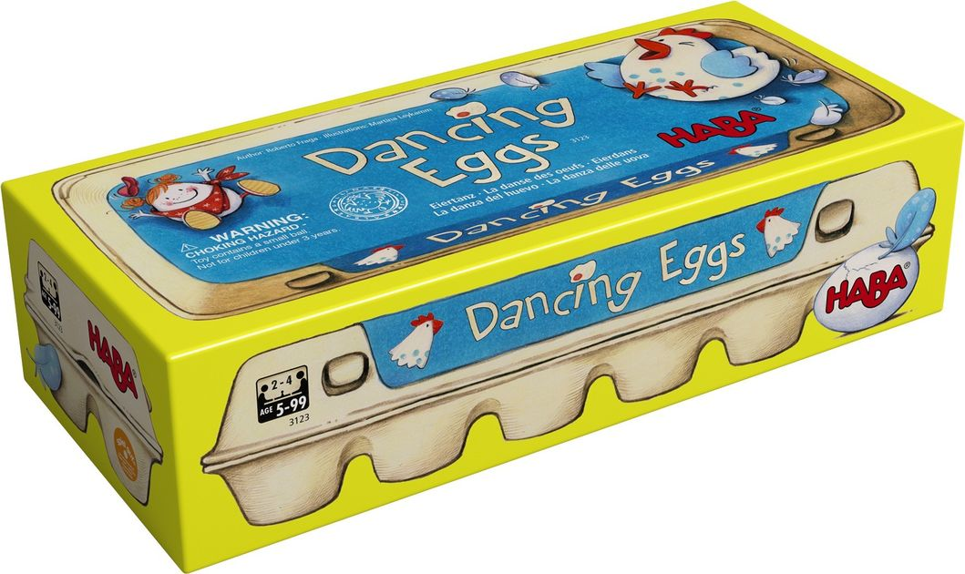 Dancing Eggs Board Game Boardgamegeek