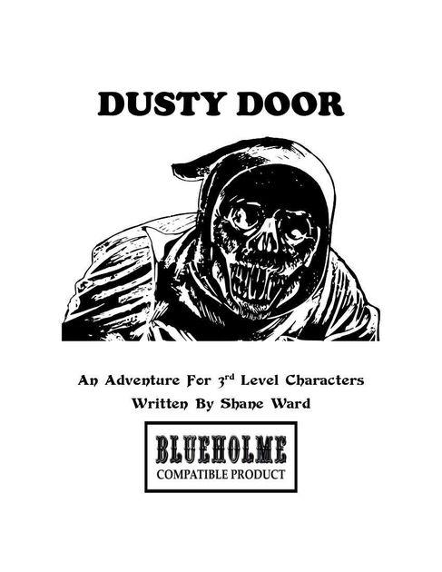 Dusty Door | RPG Item | RPGGeek