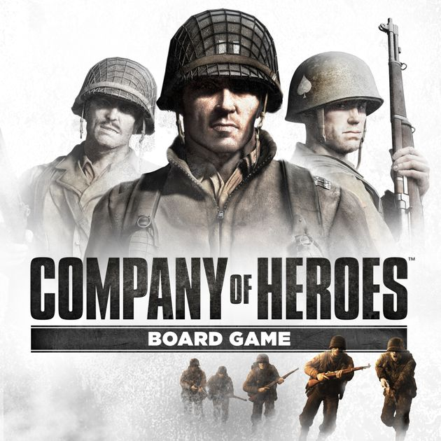 Company Of Heroes Board Game Boardgamegeek