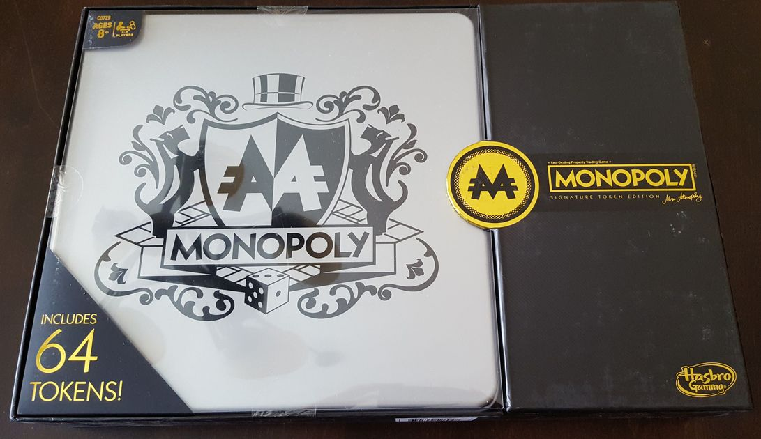 Monopoly board game boardgamegeek reheart Image collections