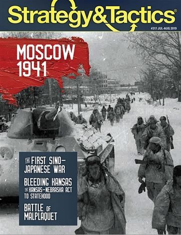 Review: Moscow:: Moscow 1941 - Not the Long and Winding Road