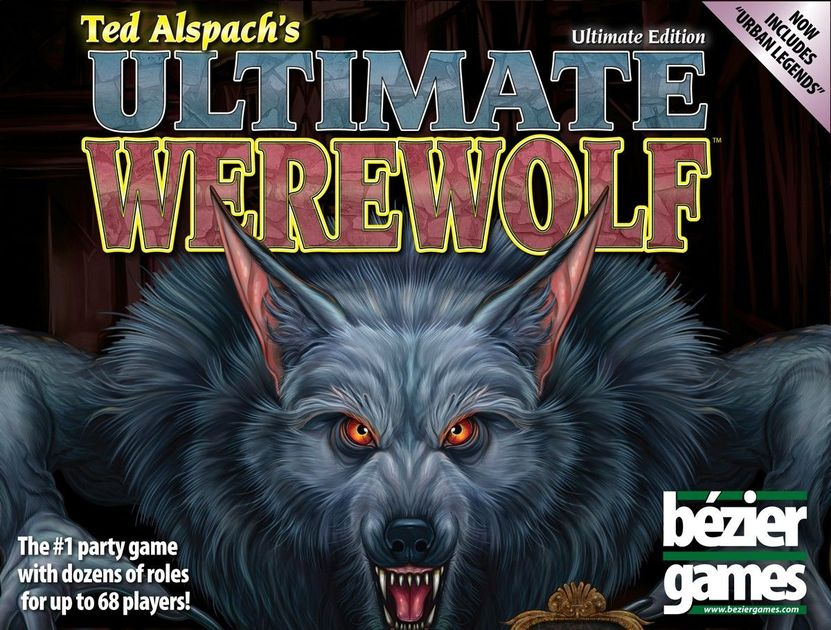 The Trouble with Tanners | Ultimate Werewolf: Ultimate