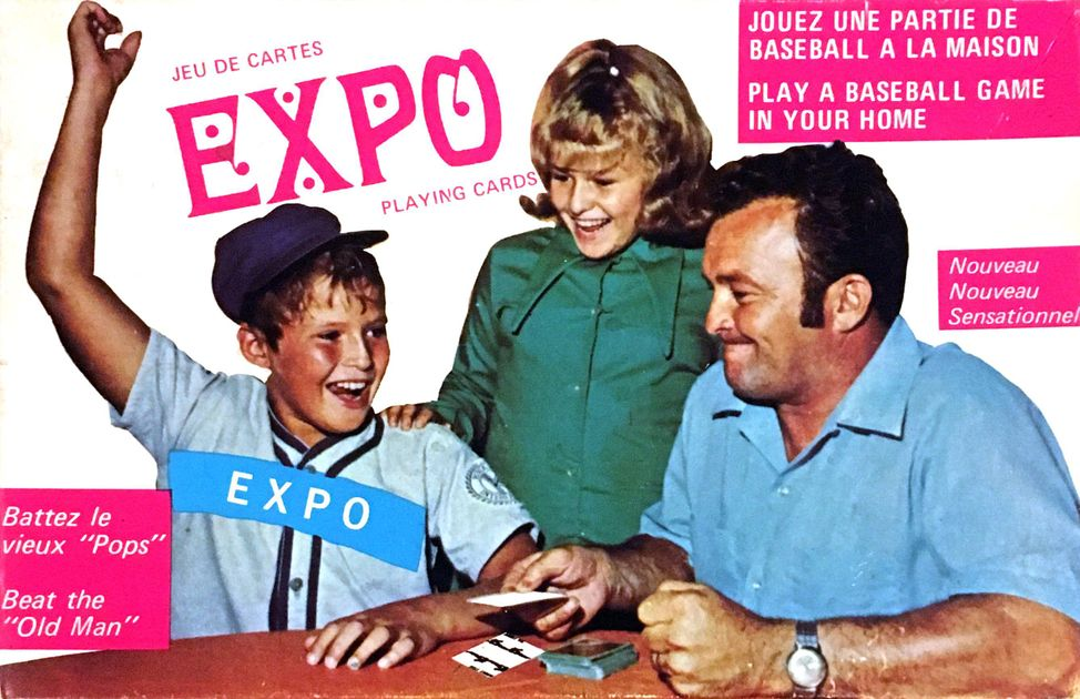 Expo Playing Cards Board Game Boardgamegeek