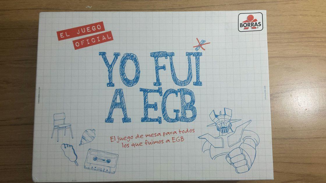 Yo Fui A Egb El Juego Oficial Board Game Boardgamegeek
