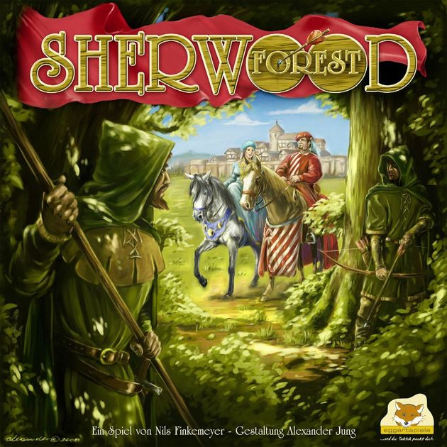 Sherwood Forest Game
