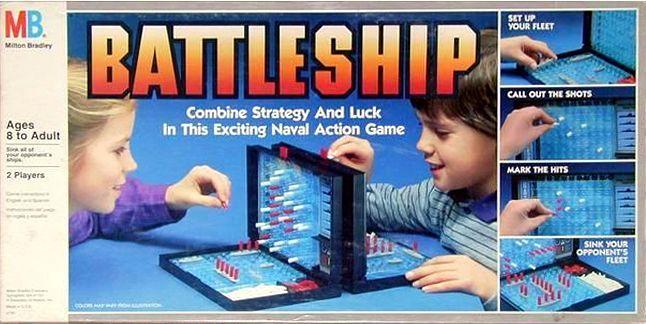 Image result for battleship board game