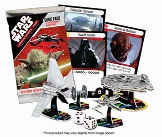 TANK DROID Star Wars Pocketmodel Losse kaarten spellen