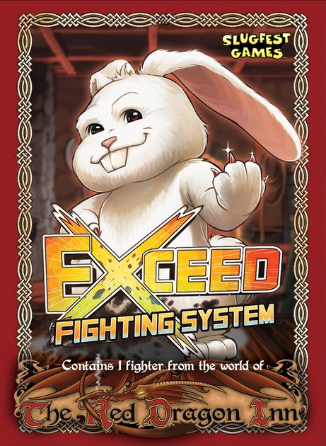 Pooky Expansion Exceed Fighting System Card Game
