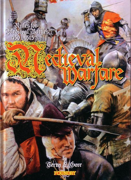 Medieval Warfare | Board Game | BoardGameGeek