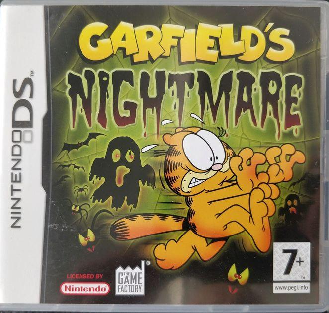 Garfield S Nightmare Video Game Videogamegeek