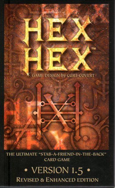 Hex Hex Spiel
