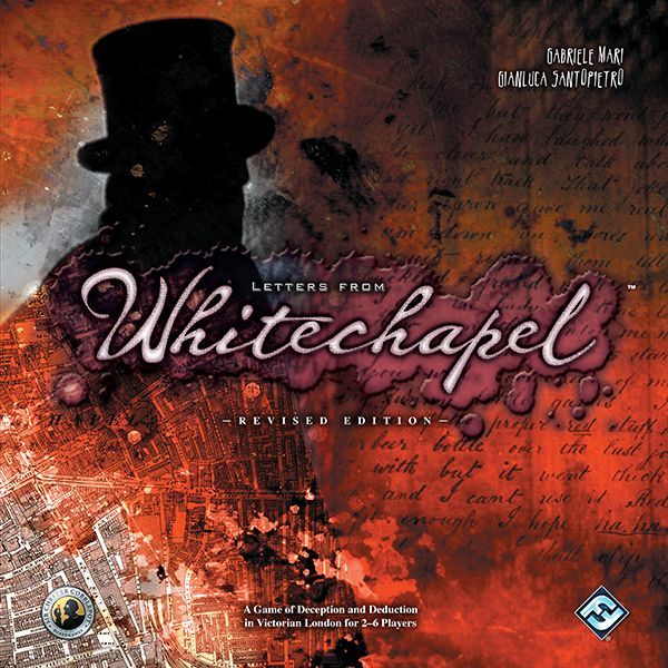 Letters from Whitechapel Board Game