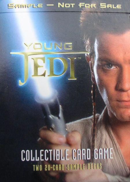 STAR WARS Young Jedi Darth Maul Starter Box Episode 1 Star Wars 12 lot