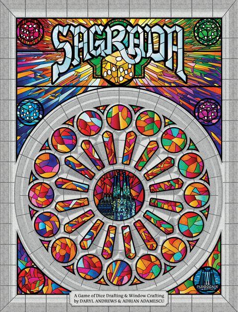 Sagrada | Board Game | BoardGameGeek