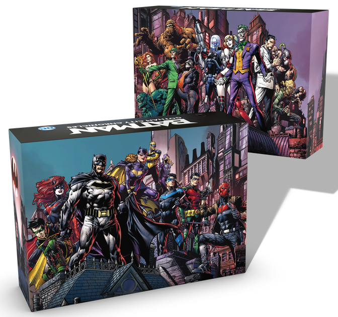 FAQ and Errata | Batman: Gotham City Chronicles | BoardGameGeek