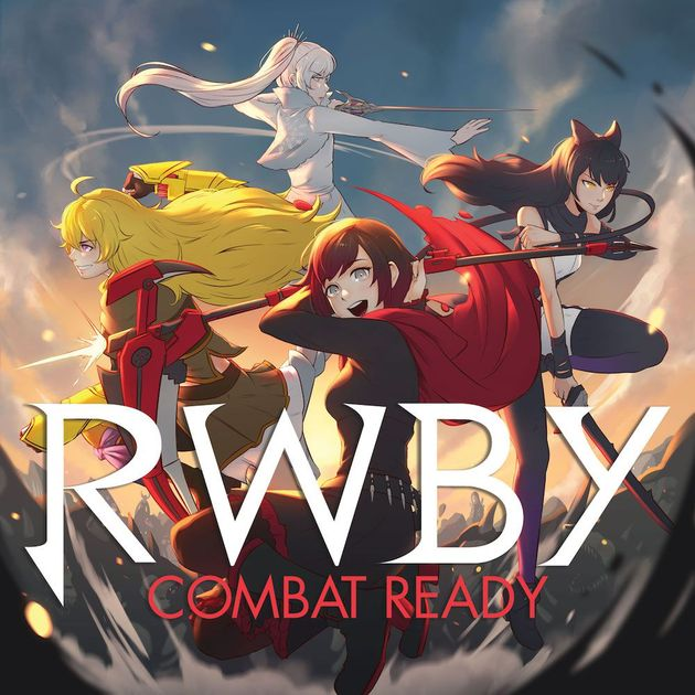 RWBY: Combat Ready | Board Game | BoardGameGeek