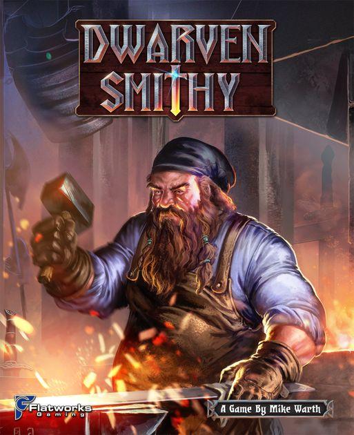 Dwarven Games