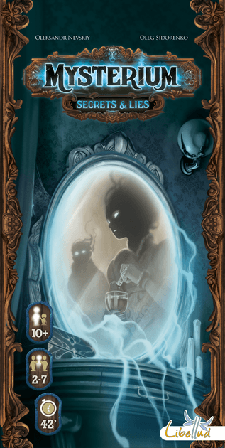 Mysterium: Secrets & Lies | Board Game | BoardGameGeek
