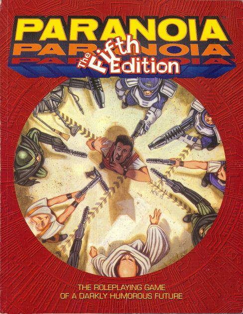 Fatal & friends — paranoia.