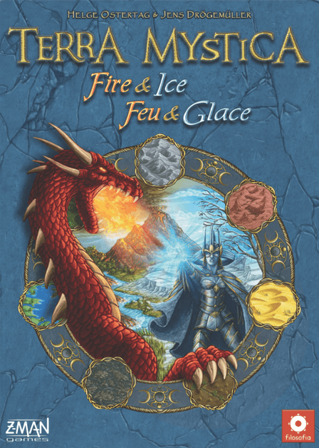 Fire /& Ice Expansion Terra Mystica