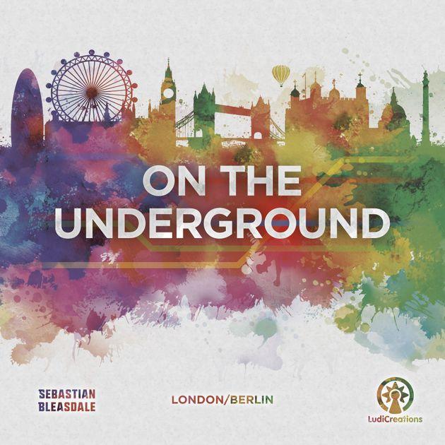 On the Underground: London/Berlin