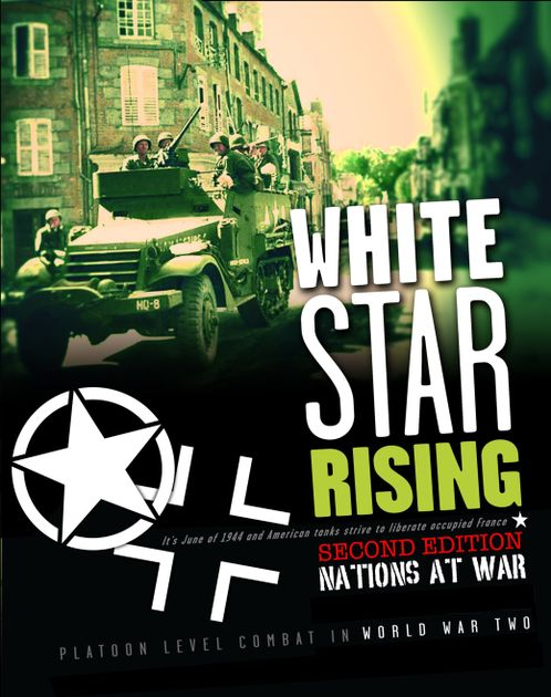 Nations at War: White Star Rising | Board Game | BoardGameGeek