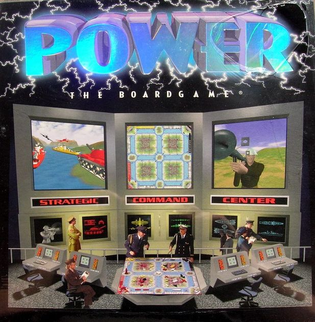 board games power