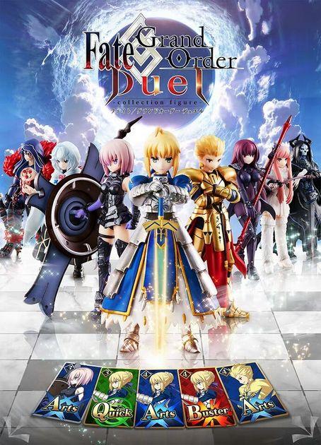 Fate/Grand Order Duel   Board Game   BoardGameGeek