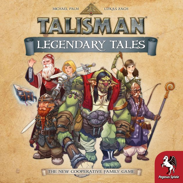 Hunt For Relics In Talisman Legendary Tales Then Avoid