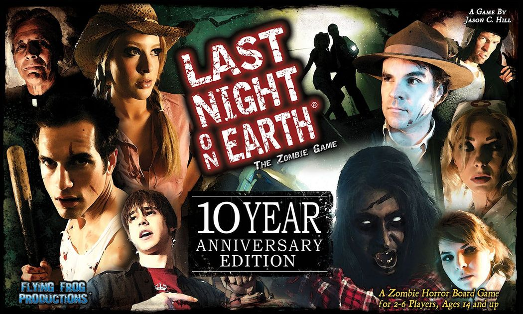 "Résultat de recherche d'images pour ""last night on earth 10 year anniversary edition"""