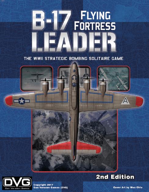B-17 Flying Fortress Leader | Board Game | BoardGameGeek