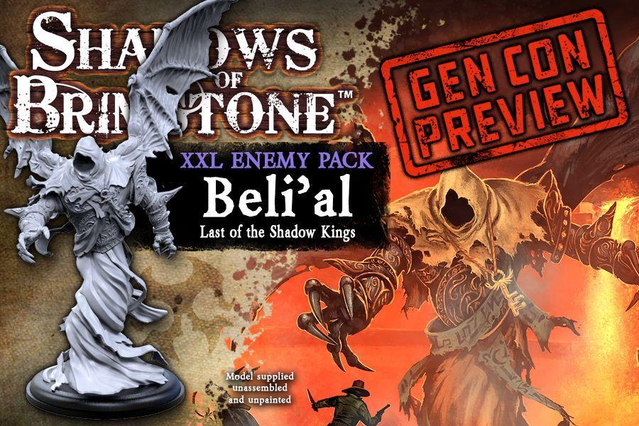 Availability? | Shadows of Brimstone: Beli'al, Last of the
