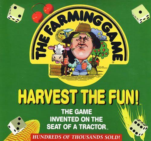 The Farming Game Board Game Boardgamegeek