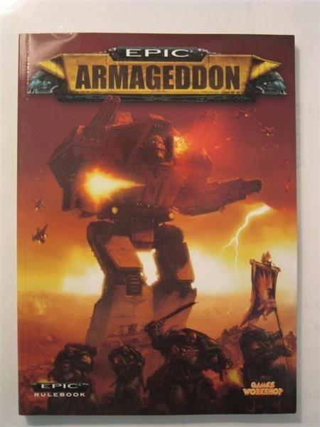 Getting into Epic | Epic Armageddon | BoardGameGeek