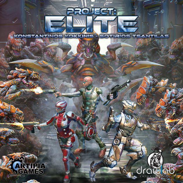 Project: ELITE | Board Game | BoardGameGeek